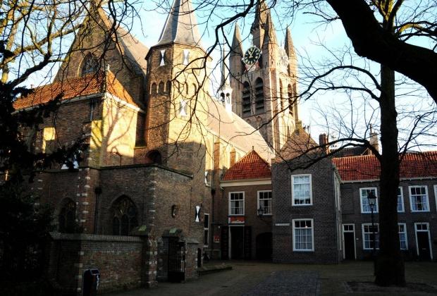 Thị trấn Delft