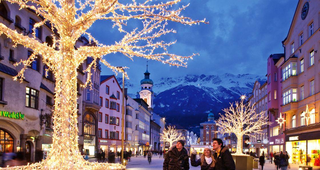 Lễ hội Giáng Sinh ở Áo