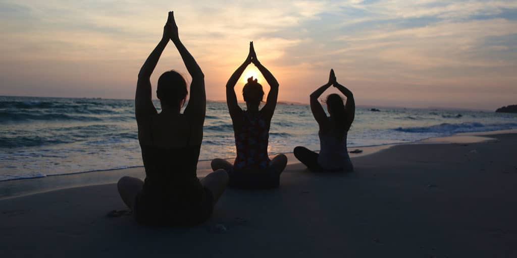 Lớp Yoga - chơi gì ở Sihanoukville