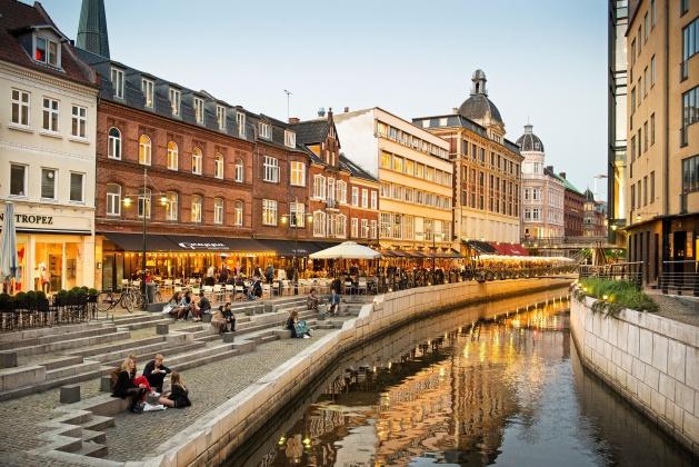 đi đâu ở Đan Mạch