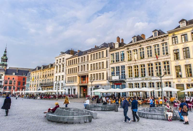 đi đâu ở Bỉ
