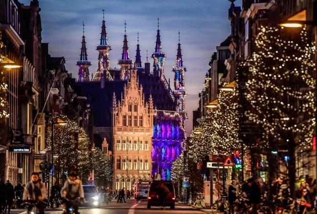 Thành phố Leuven