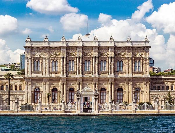 Thành phố hoa lệ bậc nhất Thổ Nhĩ Kỳ