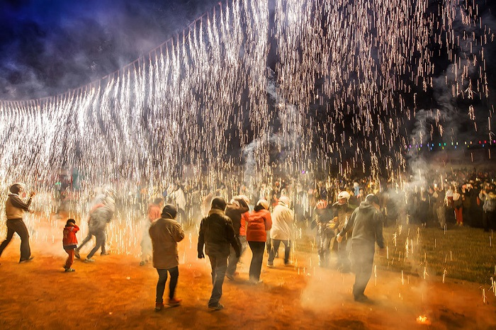 Lễ hội bắn pháo hoa Yanshui Beehive