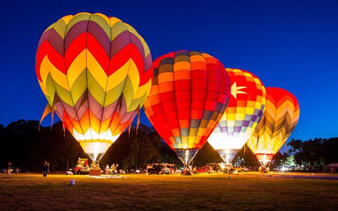 Lễ hội khinh khí cầu Đài Loan