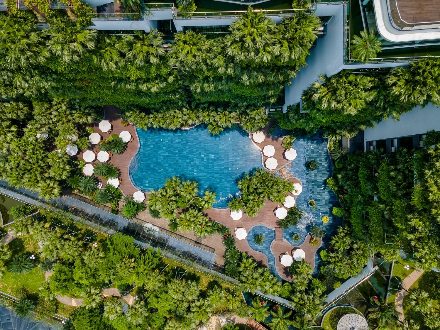 Wyndham Grand Flamingo Dai Lai Pool