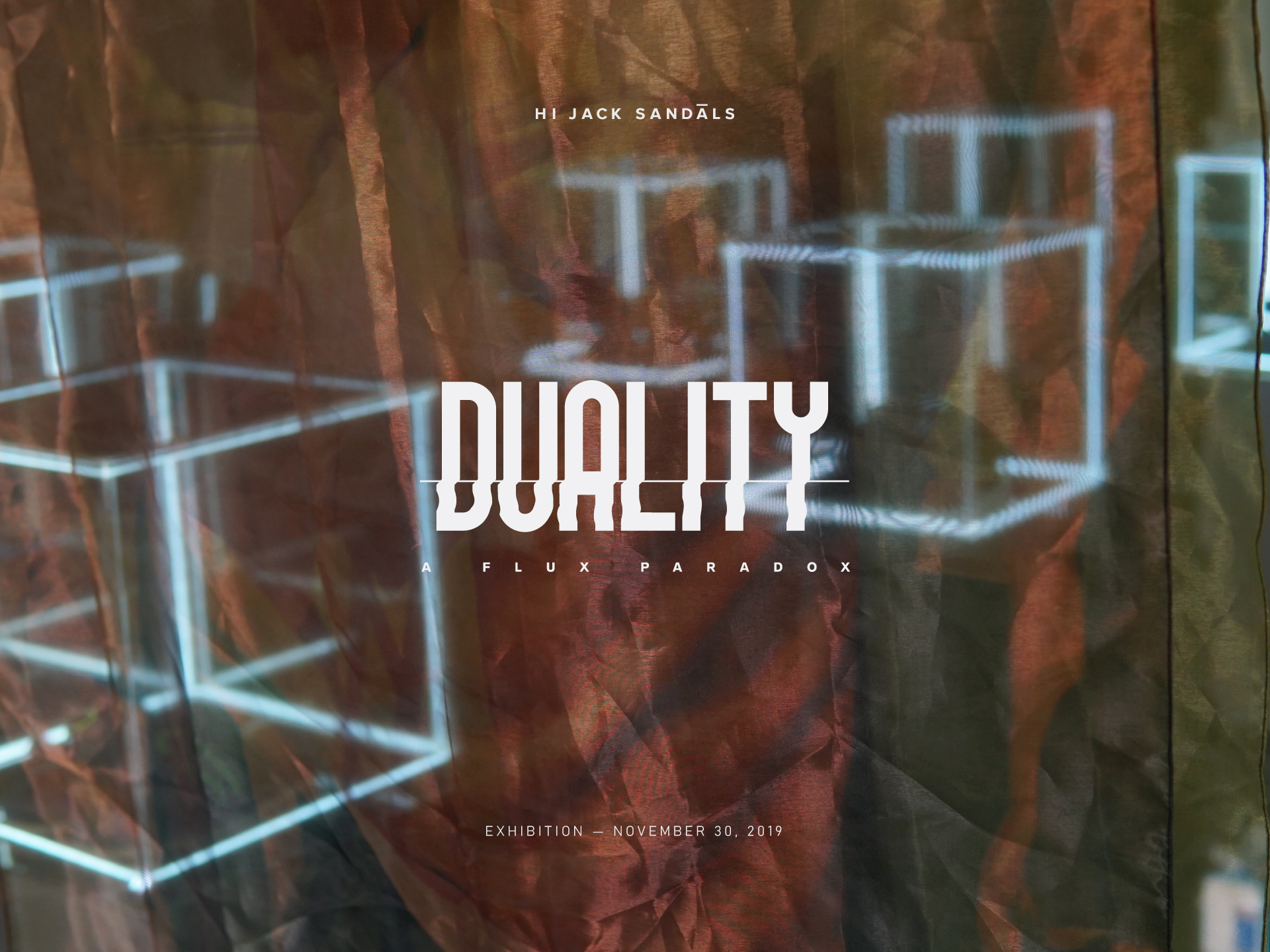 DUALITY: A FLUX PARADOX — EXHIBITION (RECAP)