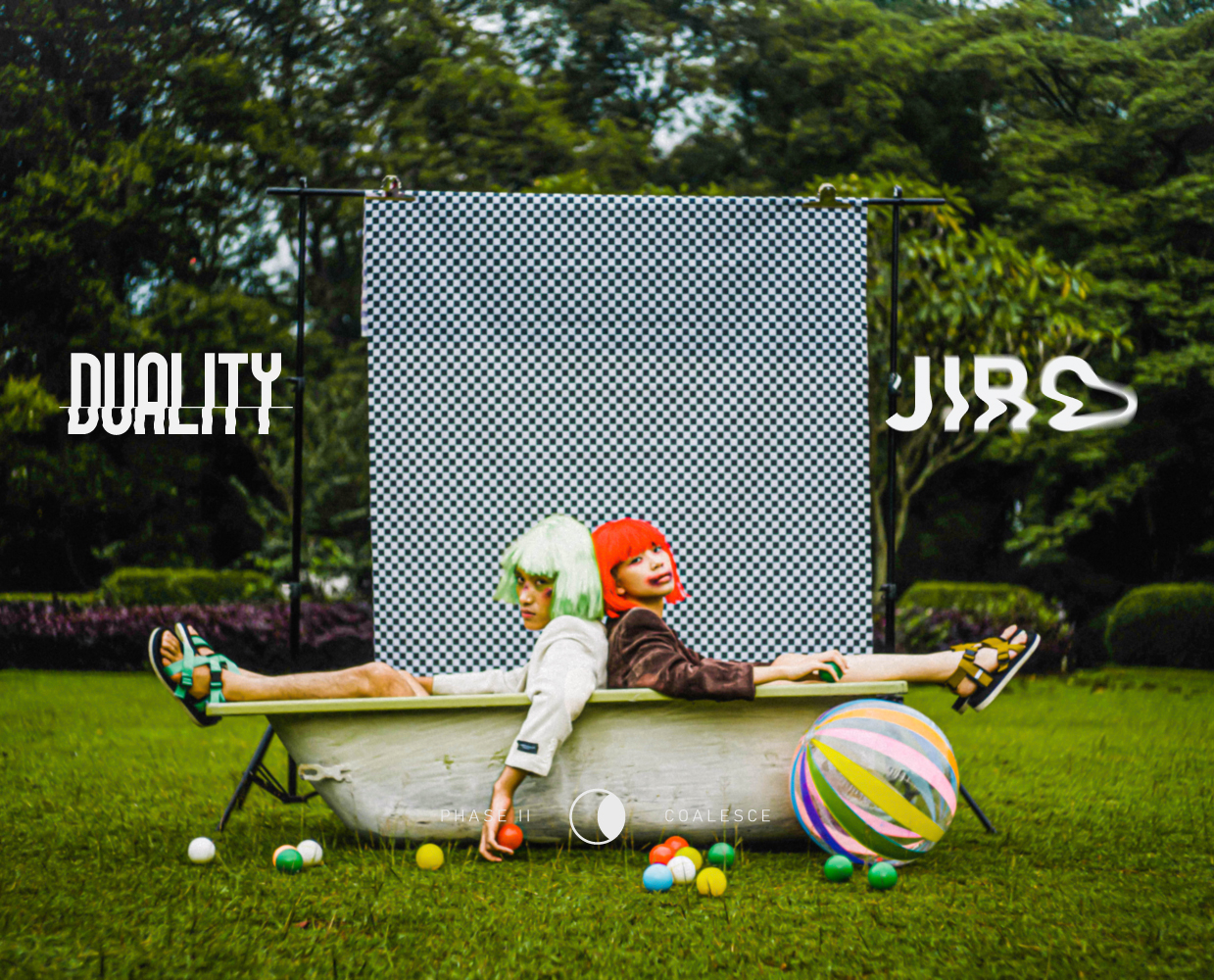 DUALITY II: JIRO