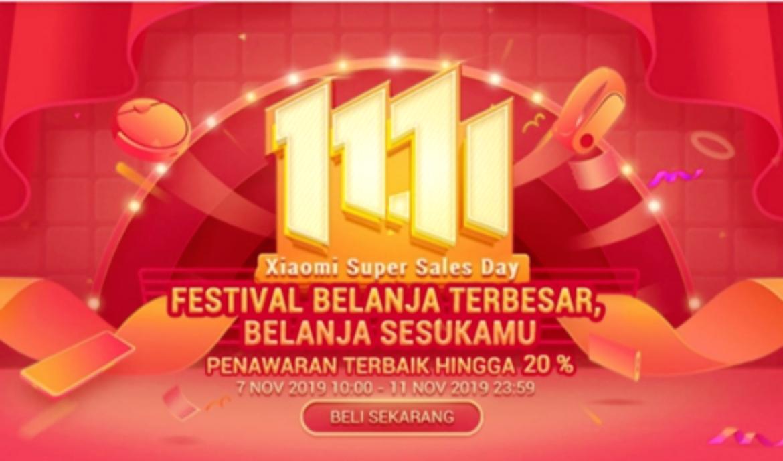 Belanja Online 11.11