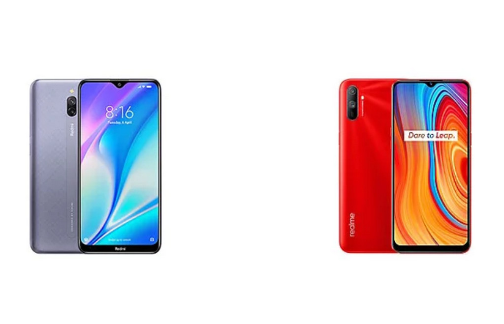 realme C3 vs Redmi 8
