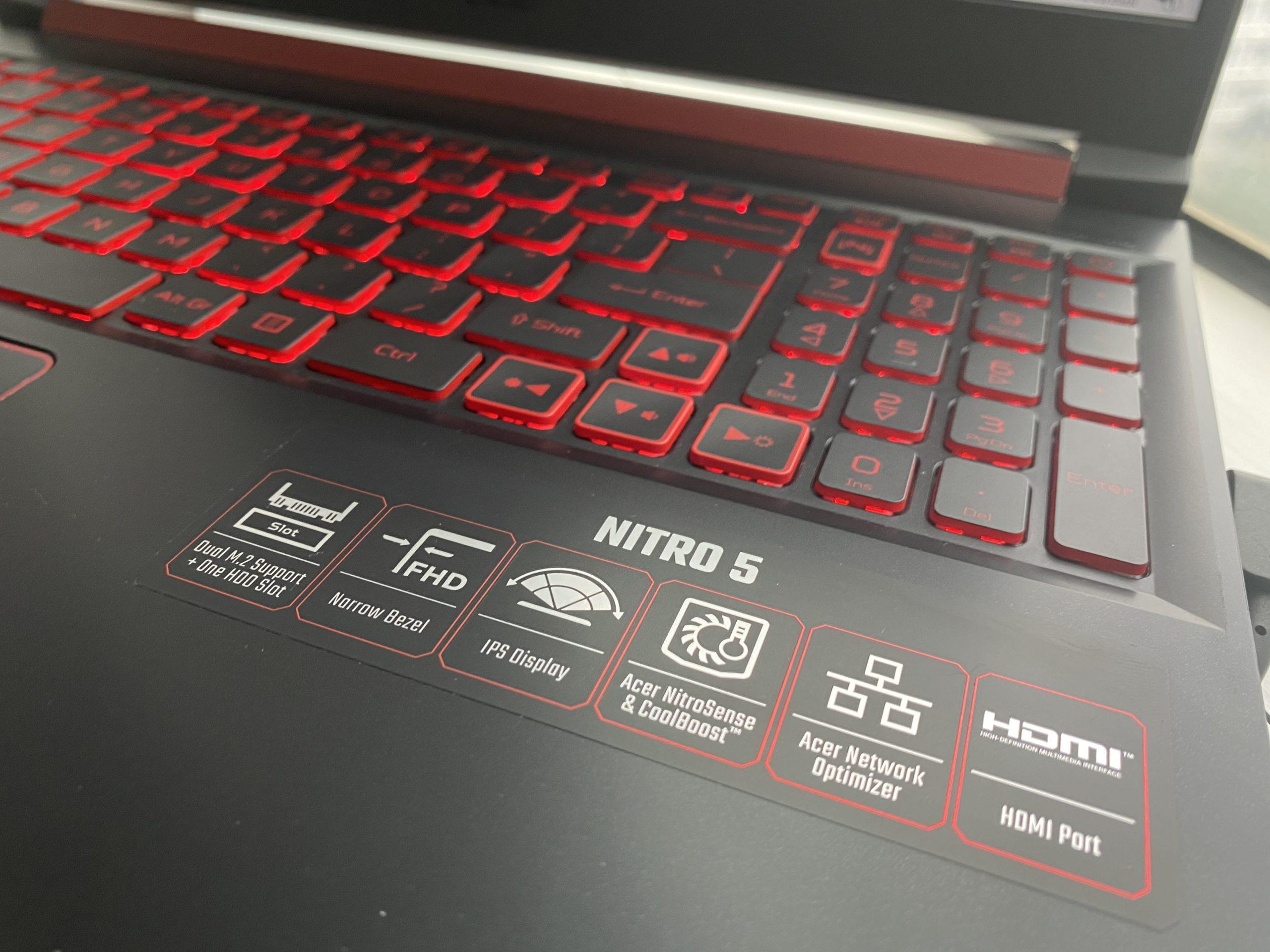 Acer Nitro 5 (AN515-43)