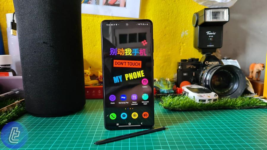 Galaxy Note10 Lite