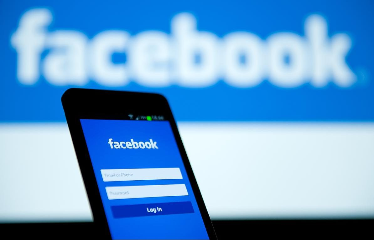 log masuk Facebook