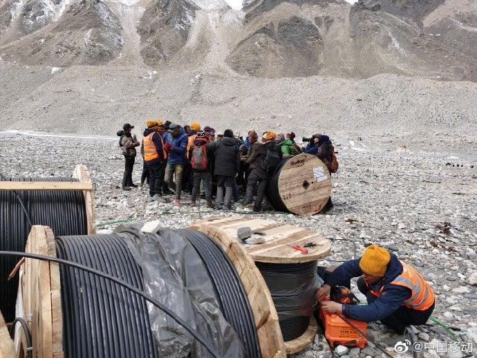Gunung Everest 5G