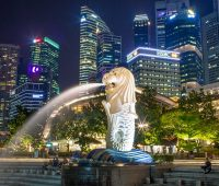 singapura nokia, ericsson