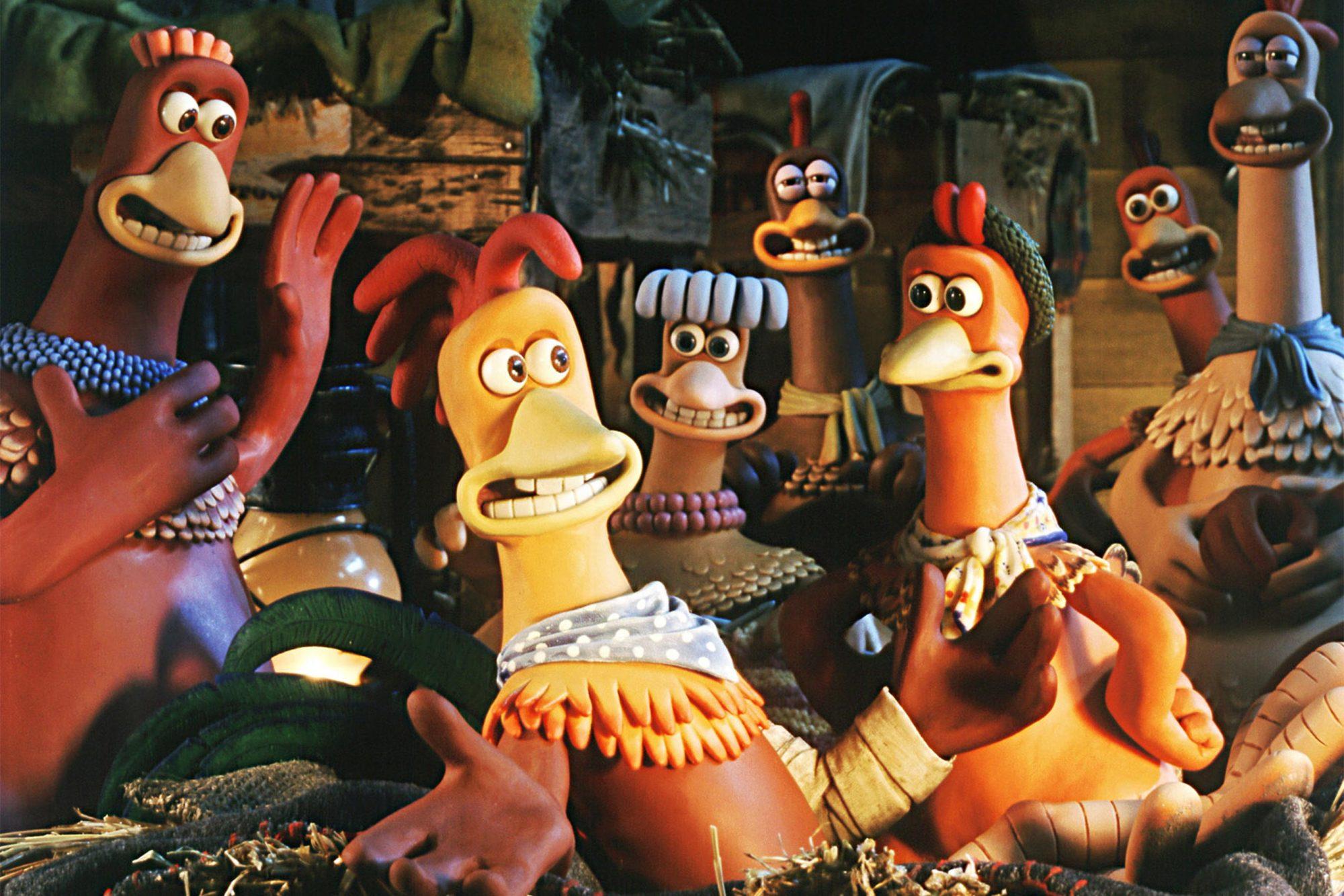 chicken run sekuel sequel