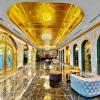hotel bersalut emas pertama di dunia