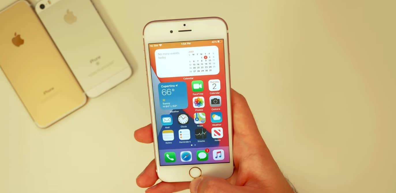 masalah bateri iOS 14.2