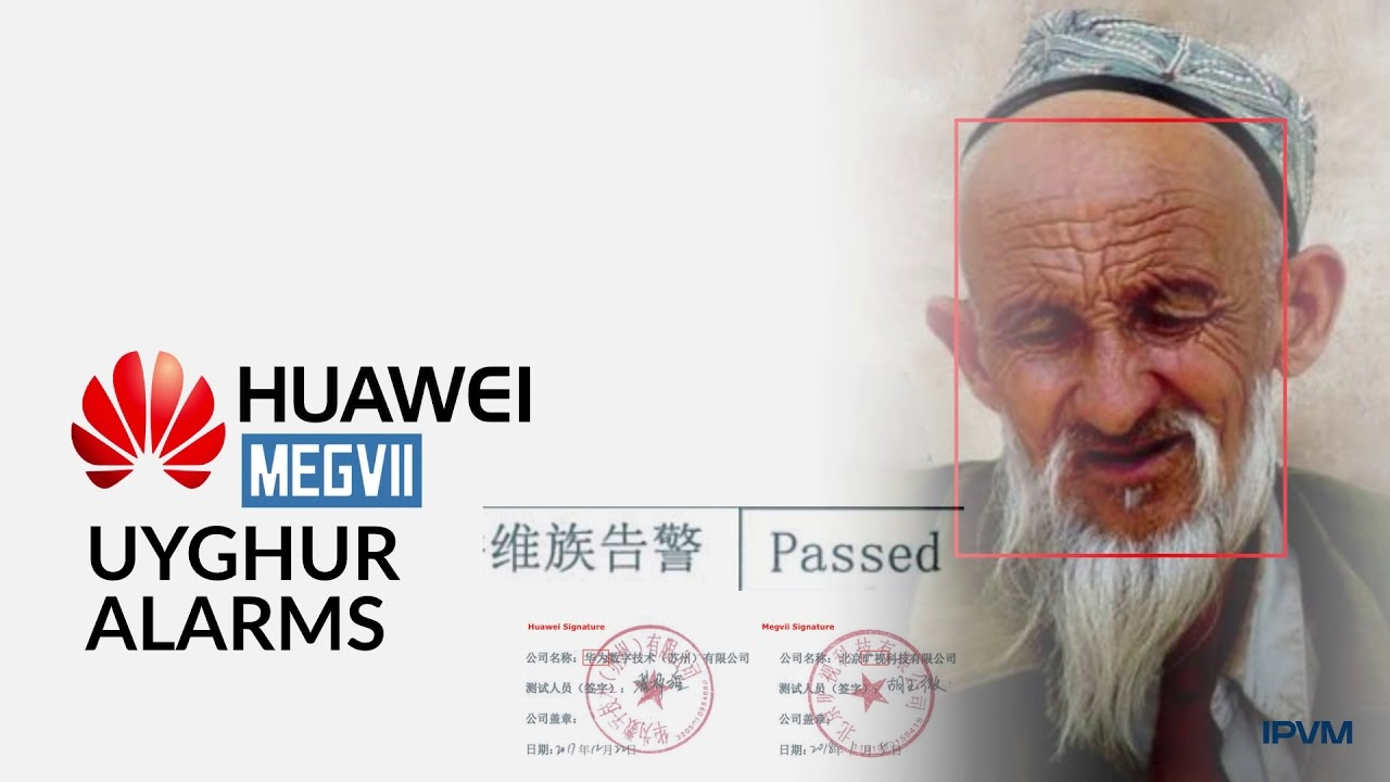Huawei Uyghur