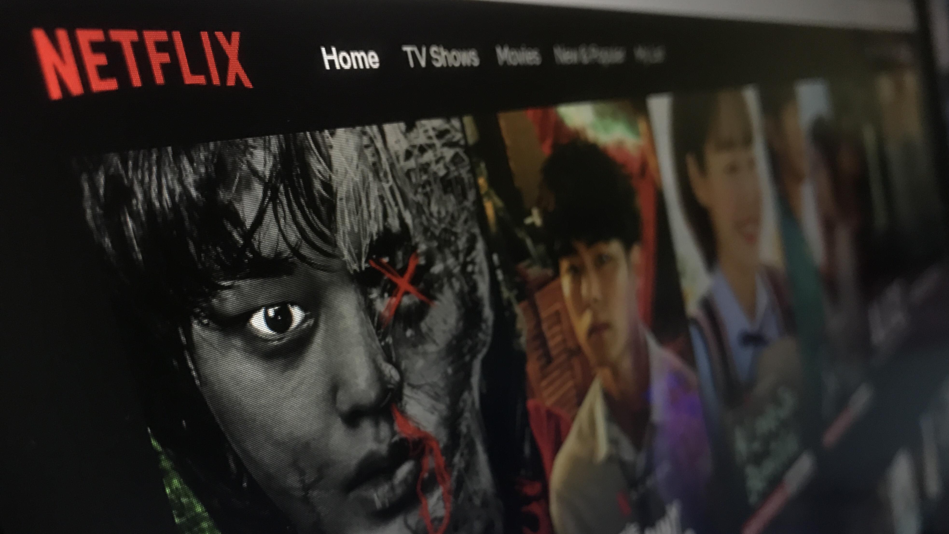 cukai perkhidmatan digital Netflix