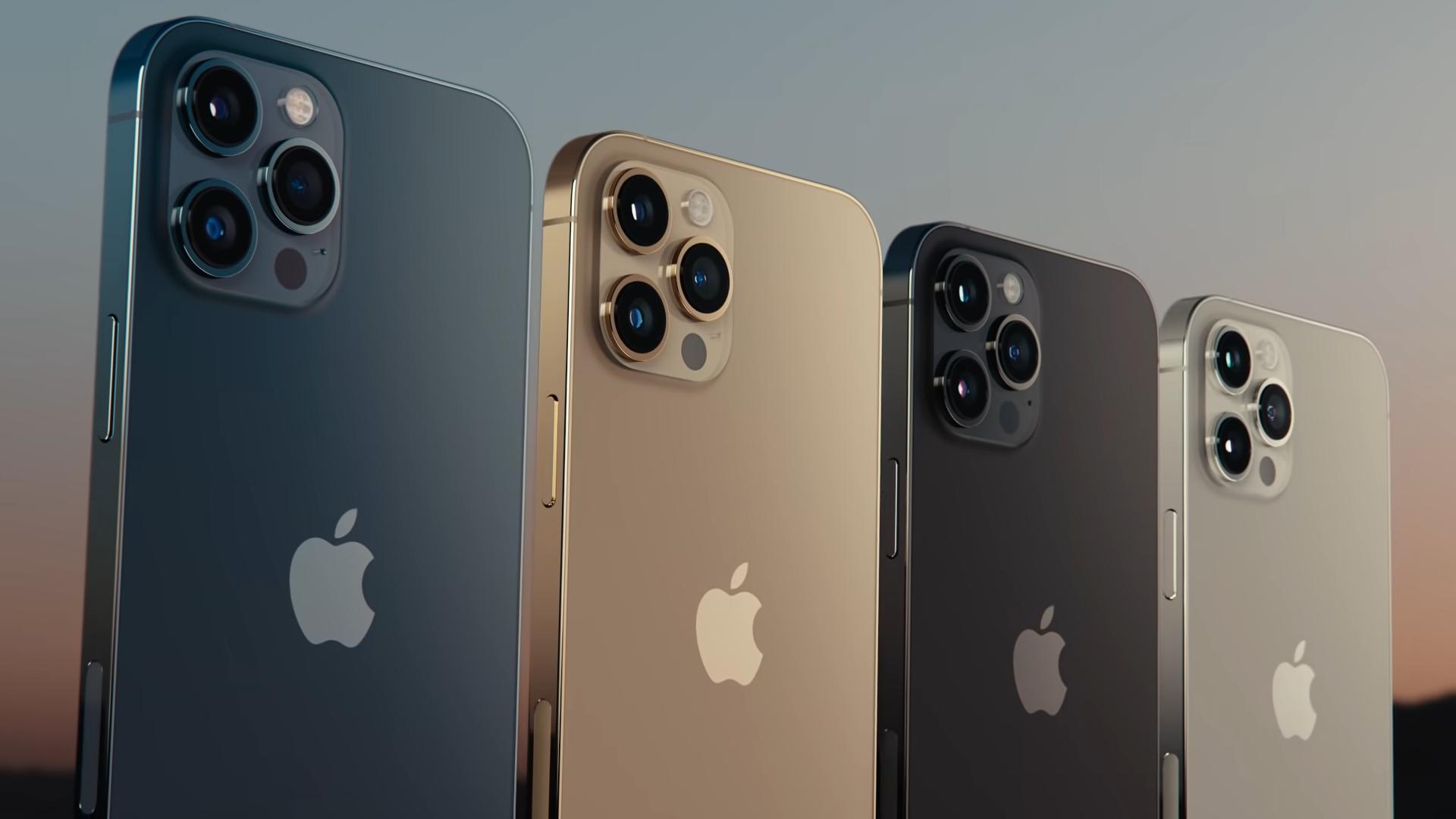 kos hasilkan iPhone 12