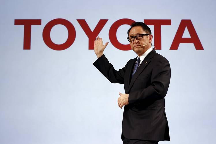 Toyota Apple Car