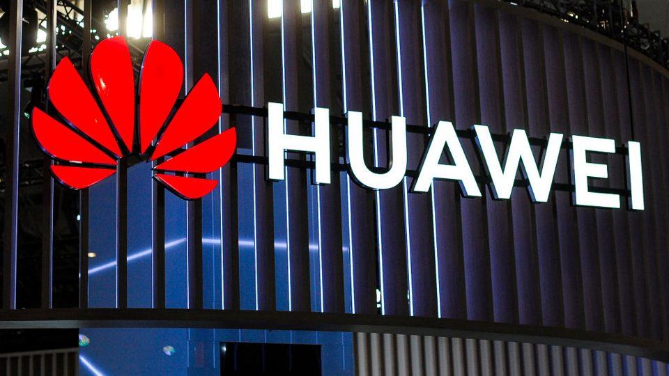 Huawei paten 5G