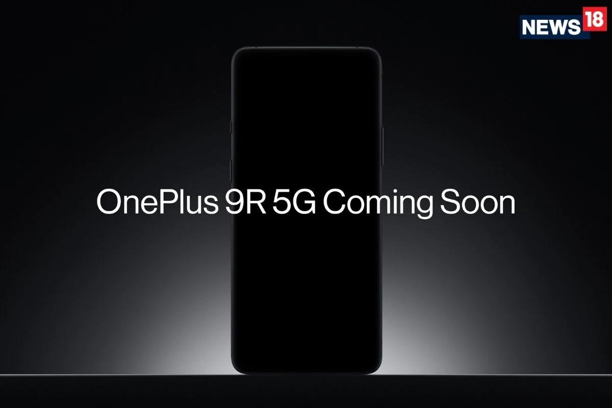 model OnePlus 9R