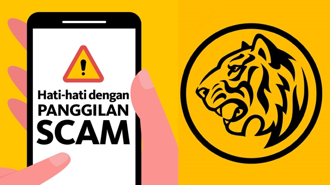 Scam Maybank