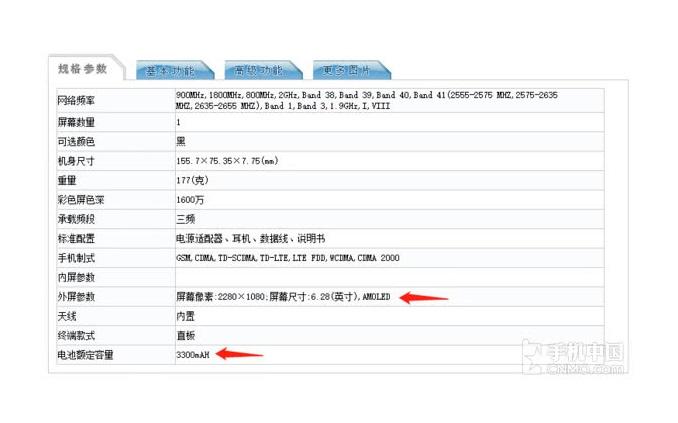 OnePlus 6 specs revealed