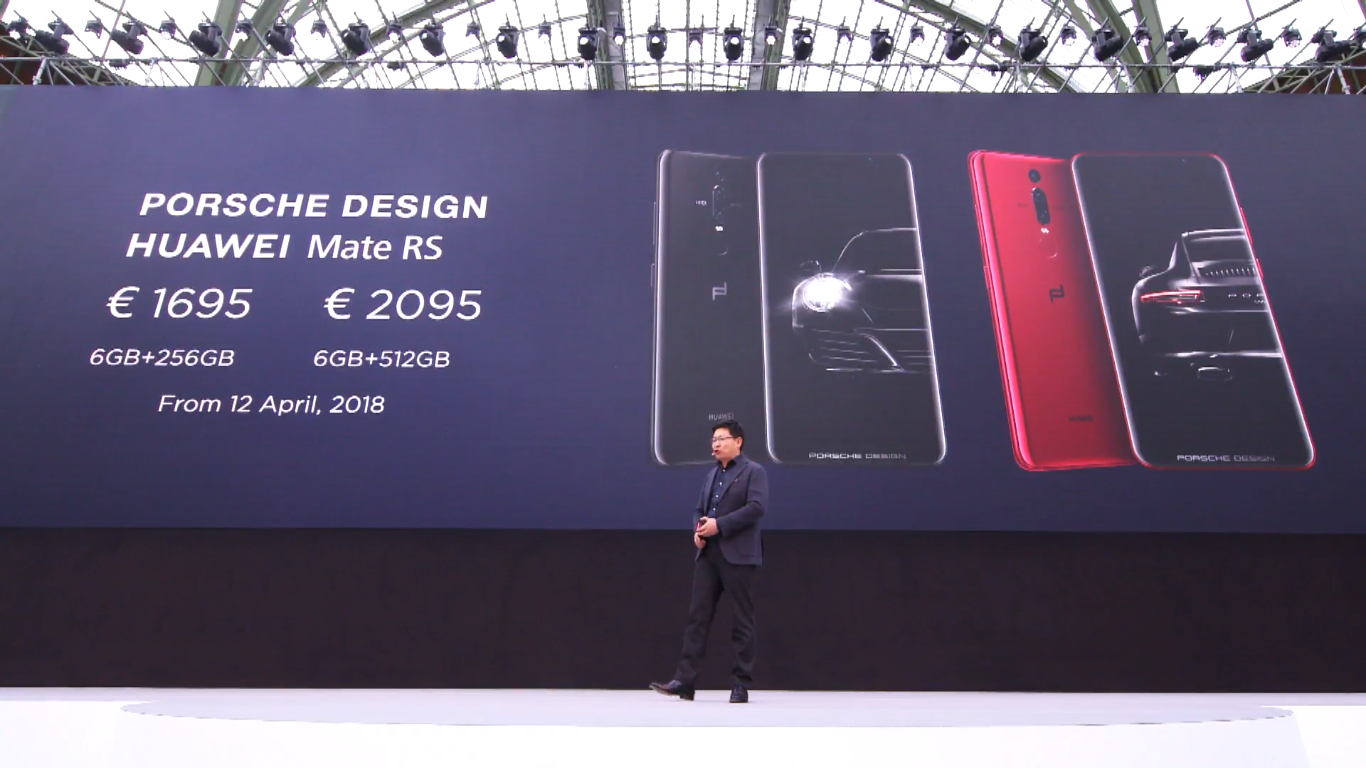 Porsche Design Huawei Mate RS 3