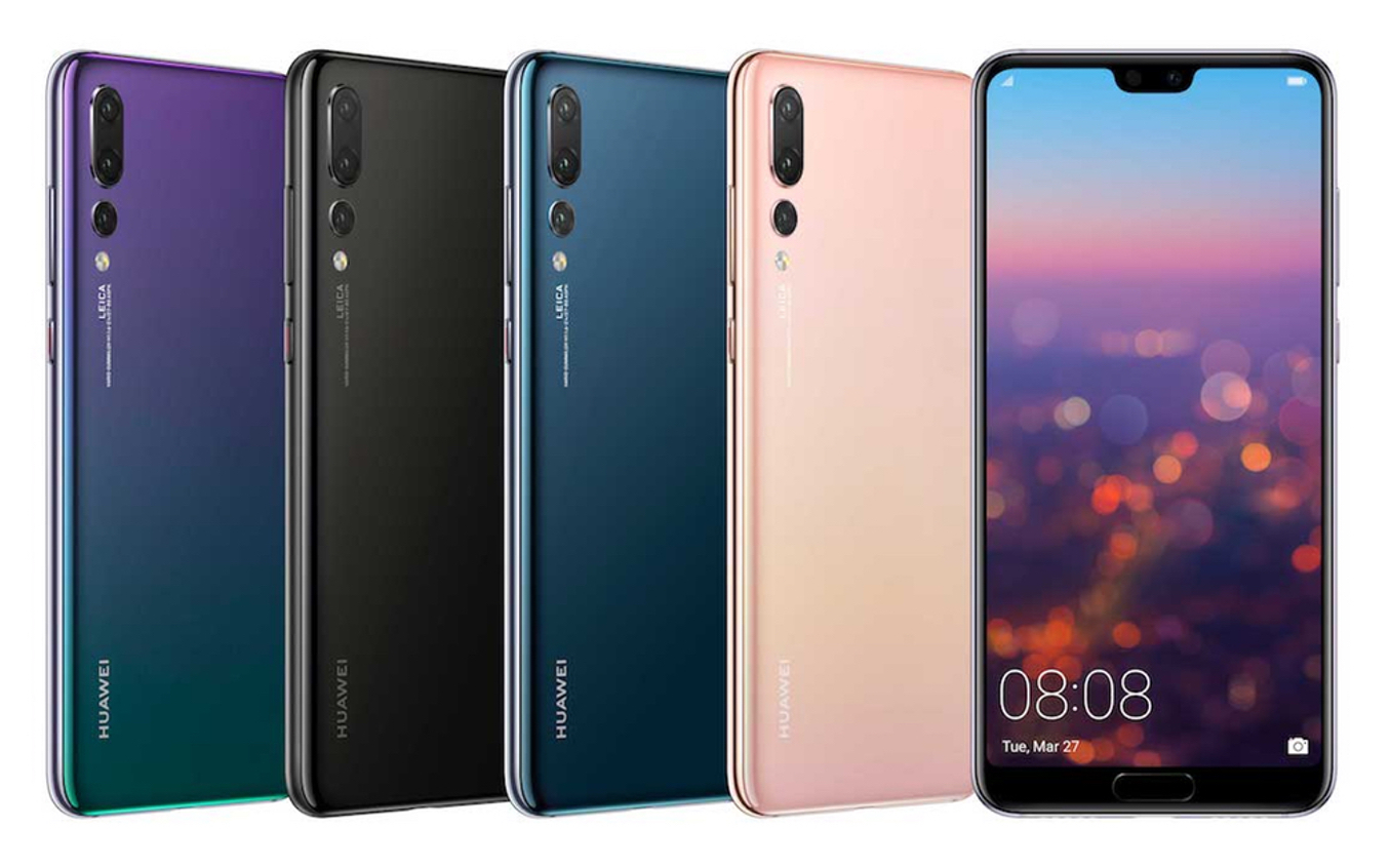 Huawei P20 Pro and P20 Lite launched in india