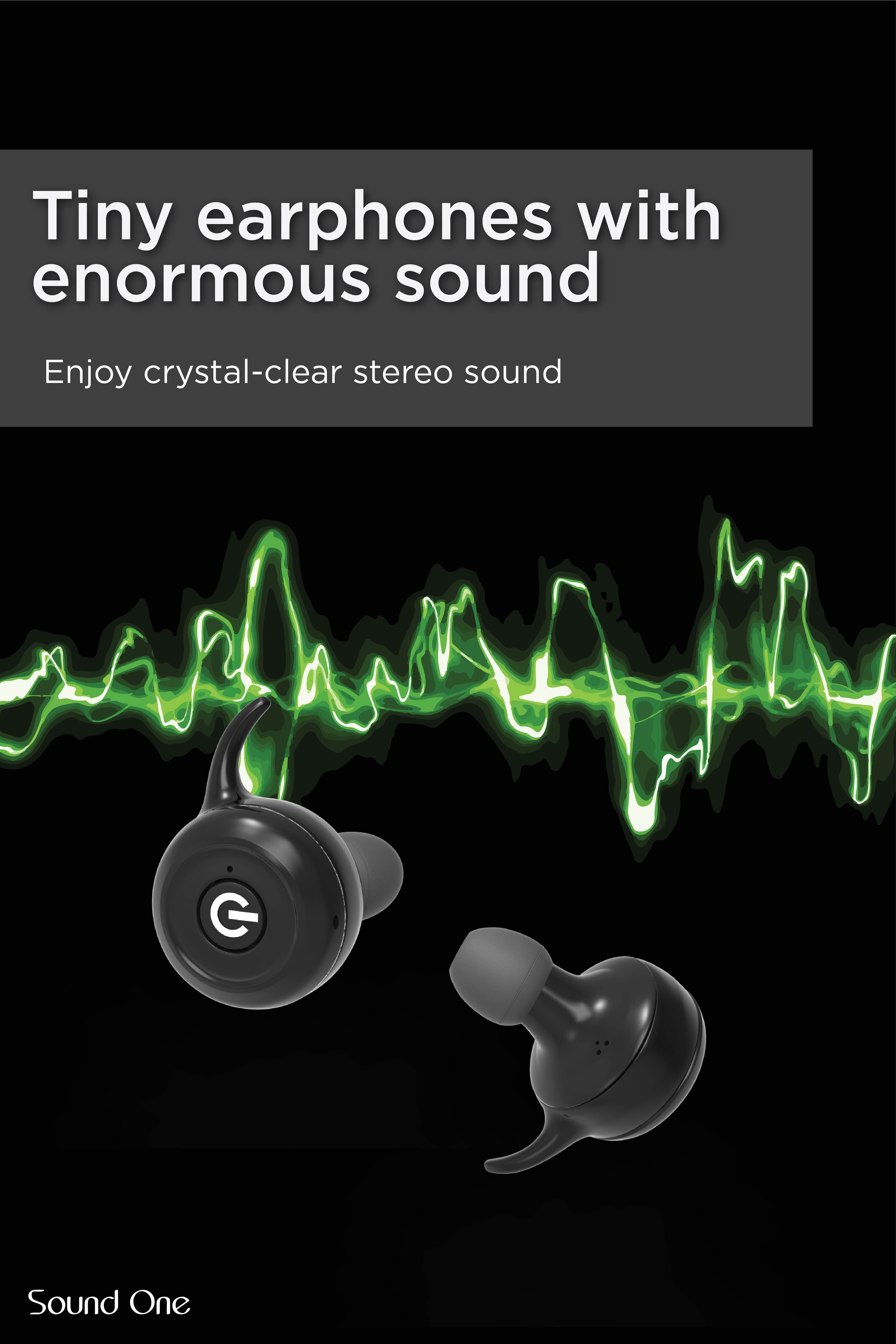 Sound One True Wireless Ear-Buds
