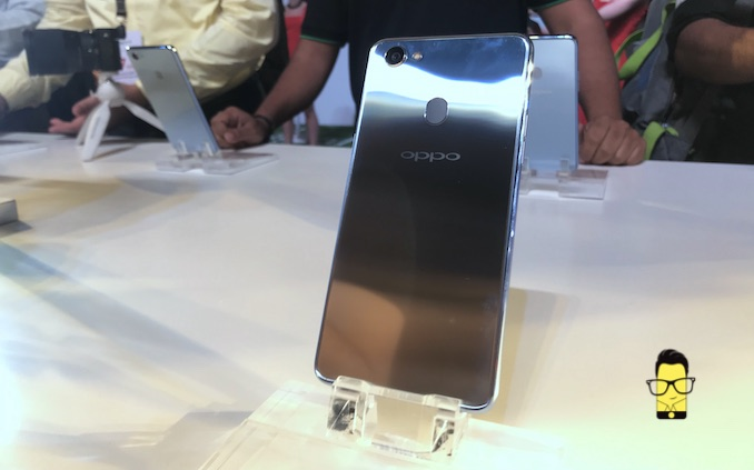 OPPO F7: build and quality