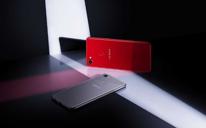 Oppo F7 launched in India