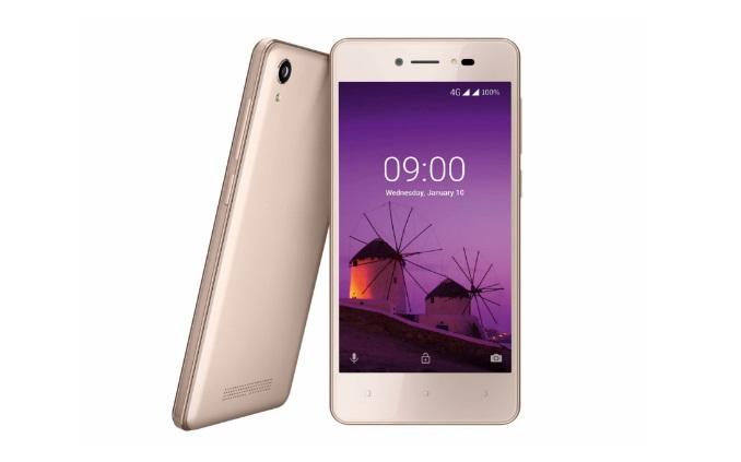 LLava Z50 Android Go phone