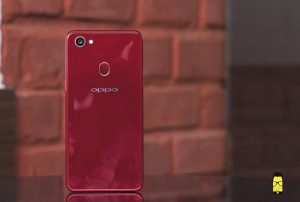 OPPO F9 - Successor to the F7