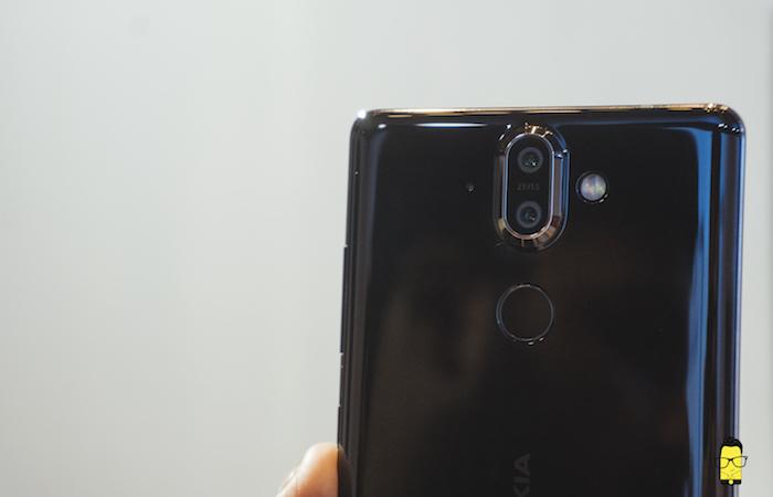 Nokia 8 Sirocco 2