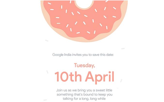Google Home invite