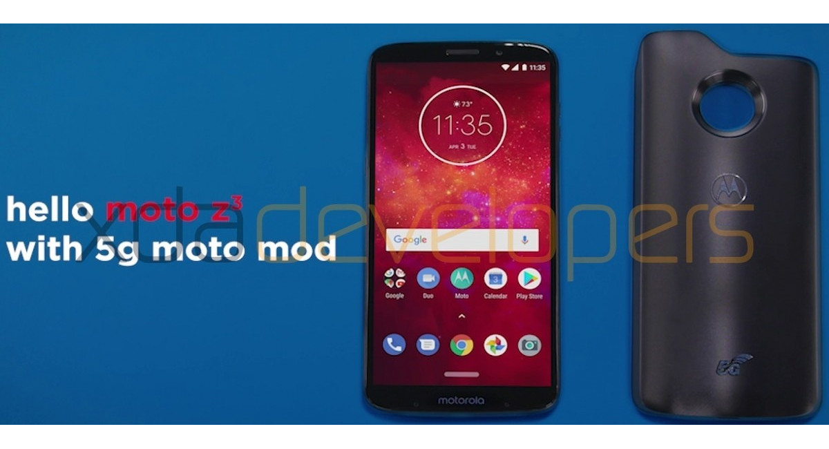 Moto Mod