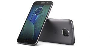 Moto G5s Plus -Android Oreo