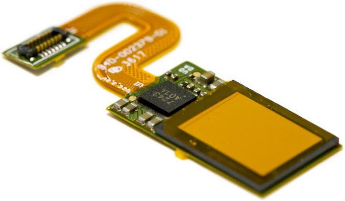 Synaptics sensor