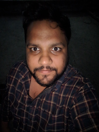 Pixel 2 selfie flash