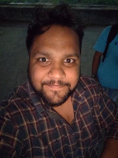 OnePlus 6 selfie flash