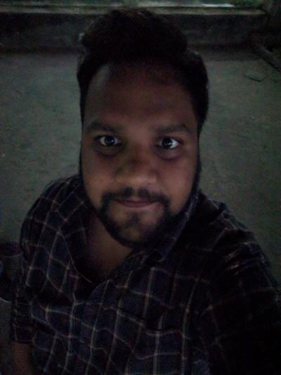 Pixel 2 low light selfie