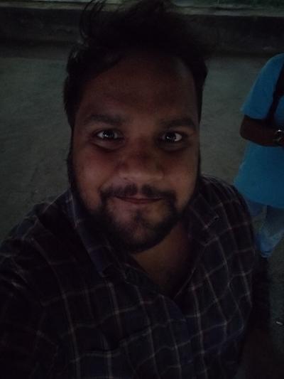 OnePlus 6 low light selfie