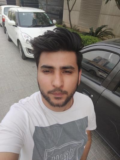 Pixel 2 selfie