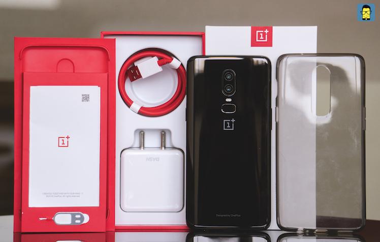 OnePlus 6 10