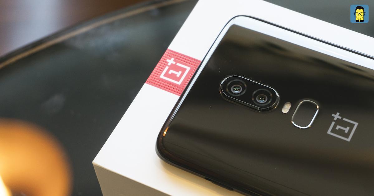 OnePlus 6 1
