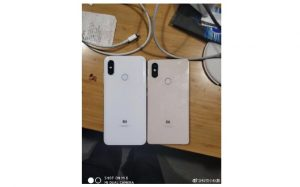 Xiaomi Mi 7 and 7 Plus leaked in images